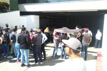 Normalistas exigen diálogo con Secretaría General de Gobierno de Chiapas