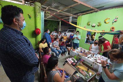 Implementan talleres de autoempleo en Tuxtla
