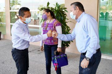 Reconoce Canaco-Servytur seguridad y gobernabilidad en Chiapas
