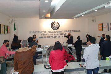 INE: Chiapas no tendrá aspirantes independientes para diputaciones federales