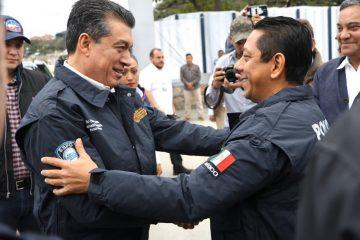 Reconoce Llaven Abarca resultados del gobernador en materia de gobernabilidad, seguridad, justicia y salud