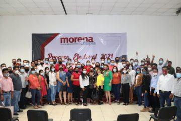 Presenta Morena Plan de Acción Electoral 2021