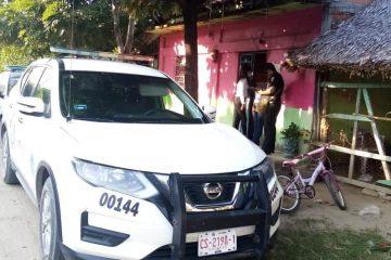 Brinda SSyPC acompañamiento a víctima de violencia familiar en Tonalá