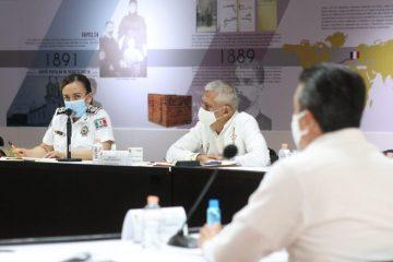 Suma de esfuerzos fortalece estrategias de prevención del delito en Chiapas: Zepeda Soto