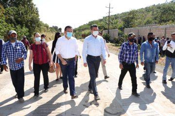 Rehabilitación de caminos mejora traslados y fortalece la seguridad: Rutilio Escandón