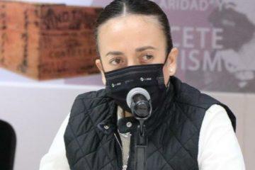 Estrategias de seguridad generan confianza ciudadana: Zepeda Soto