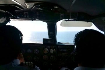 Dos pescadores chiapanecos se encuentra extraviados en alta mar, sobre el Océano Pacífico