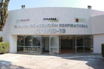 Durante segunda semana en semáforo verde, 63 casos de COVID-19 en Chiapas