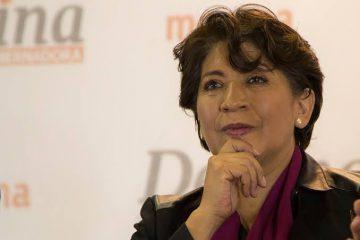 Delfina Gómez, nueva titular de la SEP; es la novena mujer en el gabinete de AMLO
