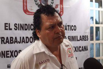 Trabajadores de la salud tomarán hospital de Tapachula, Chiapas