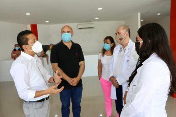 Reconoce Llaven Abarca trabajo y heroísmo de las y los enfermeros de Chiapas