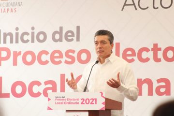 Hagamos estas elecciones ejemplares y verdaderamente democráticas: Rutilio Escandón