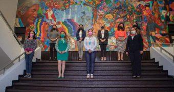 Pide Ocampo Olvera manifestar la unidad entre mujeres en proceso electoral