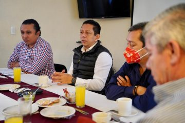 Como ciudadanos también podemos apoyar el proceso de transformación de Chiapas y México: Llaven Abarca
