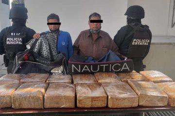 Decomisan 82 kilos de marihuana en Tuxtla Gutiérrez