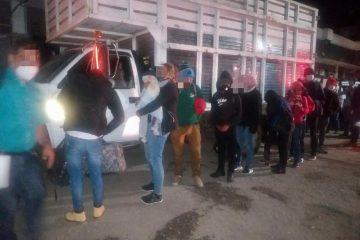 Intentó cruzar migrantes por «La Pochota», en Tuxtla Gutiérrez