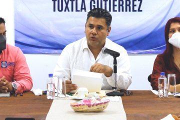 Cambiar la realidad de los tuxtlecos es responsabilidad de todos: Willy Ochoa