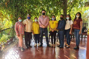 Trabajar en unidad, prioridad para Morena Chiapas: Carlos Molina