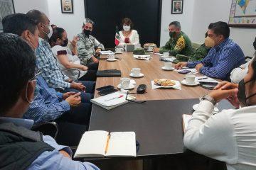 SGG coadyuva en estrategia encabezada por Sedena en los municipios de Aldama y Chenalhó