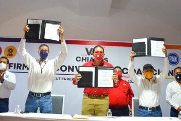 «Va por Chiapas» es una suma de esfuerzos políticos y ciudadanos: José Antonio Vázquez