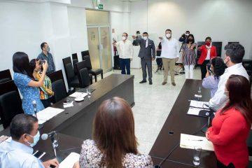 10 diputados de Chiapas dejan curules para buscar nuevos cargos políticos