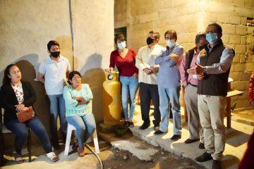 Se reúne Llaven Abarca con líderes seccionales en Chiapa de Corzo