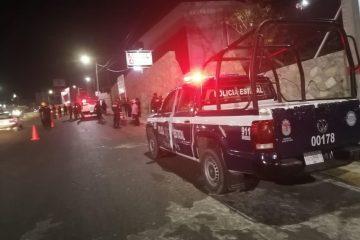 Despliega SSyPC operativo nocturno en colonias de Tuxtla Gutiérrez