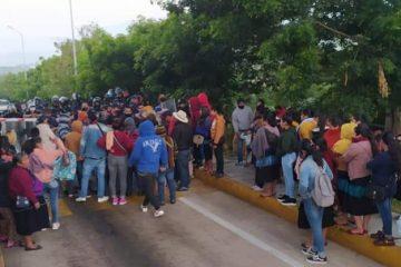 Salud reporta sólo 189 contagios de Covid-19 en población indígena de Chiapas