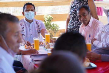 Todas las voces son fundamentales para seguir construyendo un mejor Chiapas: Llaven Abarca