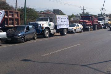 AMOTAC iniciará movilización nacional; en Chiapas participarán 6 mil agremiados