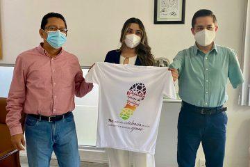 Anuncia Llaven Abarca campaña ciudadana para prevenir la violencia en Chiapas