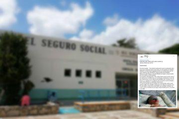 Niega IMSS caso de negligencia en hospital rural de Ocozocoautla