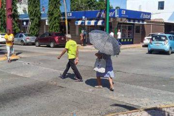 Temperatura podría alcanzar los 40 grados en Chiapas