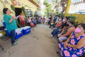Arranca programa de apoyo en comedores comunitarios