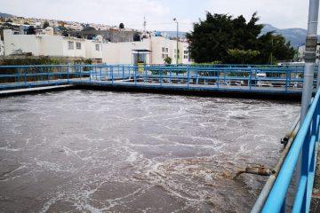 Presume Conagua trabajo para bajar niveles de contaminación