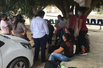 Mujeres migrantes denuncian anomalías en albergue