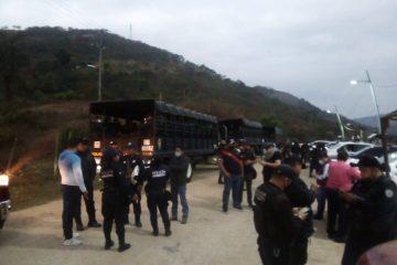 FGE restituye predio de 184 hectáreas en el municipio de Bochil