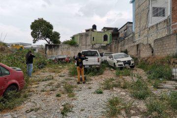 Catean establecimientos relacionados con robo de automóviles en Tuxtla Gutiérrez