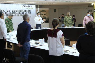 Vacunación anti COVID-19 a personas mayores de 60 años avanza en diferentes municipios de Chiapas