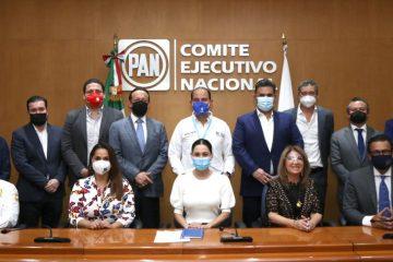Willy Ochoa ya es candidato de la alianza «Va por Tuxtla»