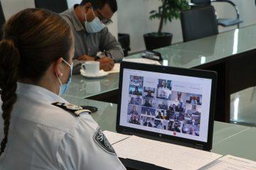 Contribuirá SSyPC en estrategia de seguridad para el proceso electoral en coordinación con la Federación