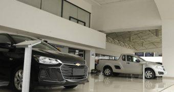 Chiapas cae al lugar 17 en ventas de autos nuevos