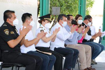 Estado y Federación hacen justicia social a policías de Chiapas: SSyPC