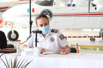 En unidad se garantiza la seguridad y la salud pública en Chiapas: SSyPC