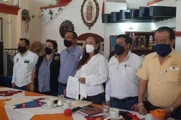 Crean Frente de Sindicatos para respaldar candidatura en Tuxtla; Carlos Morales nunca los escuchó