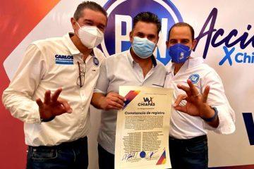 Rescataremos a Tuxtla del mal gobierno: Willy Ochoa