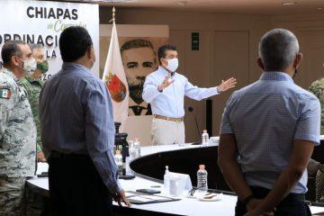 Piden responsabilidad al pueblo de Chiapas para evitar contagios de COVID-19 en Semana Santa