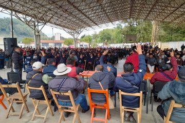 Alerta en Oxchuc; acuerdan no instalar casillas para elecciones federales y locales
