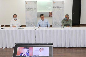 En Chiapas, suman esfuerzos para fortalecer la legalidad en el proceso electoral