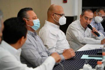 Realiza Canaco encuentro con candidatos a diputados federales por Tuxtla